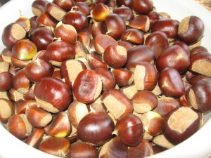 """chestnuts_off_our_chestnut_tree.jpg"" ""chestnuts_at_the_danville_farmers_market.jpg"""
