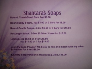 """shantara acres farm price sign"""