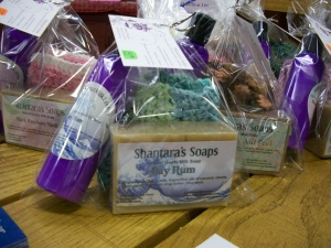 """""""soap, lotion, and hand crocheted cotton washcloth gift sets"""""""